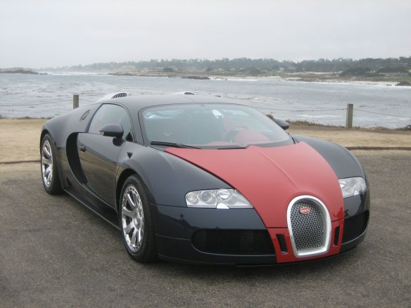 CARS Veyron alone