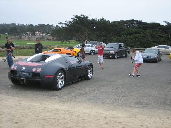CARS Veyron cameras