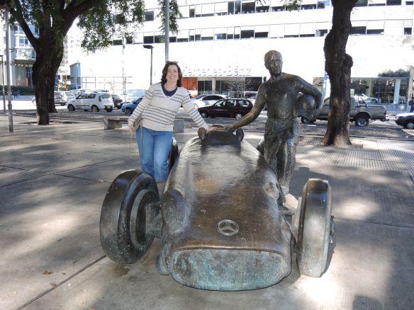 BA Fangio Puerto Madero