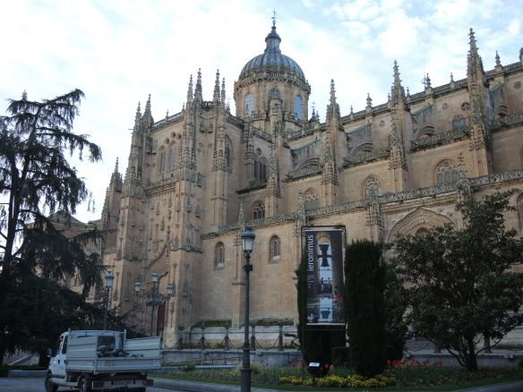 Salamanca cathedral