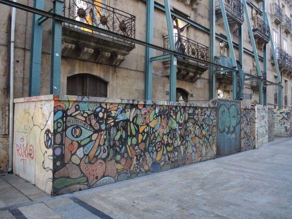 Salamanca street art
