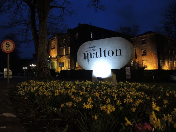 Malton front dark