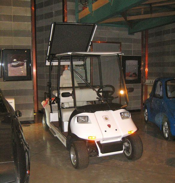 Lambo pope cart 1