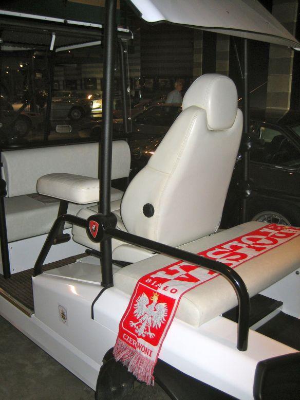 Lambo pope cart 3