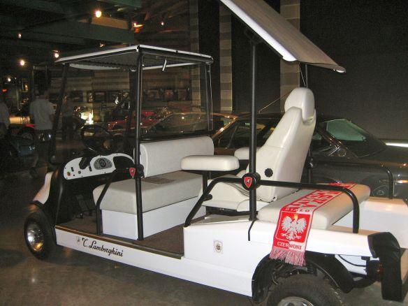 Lambo pope cart 4