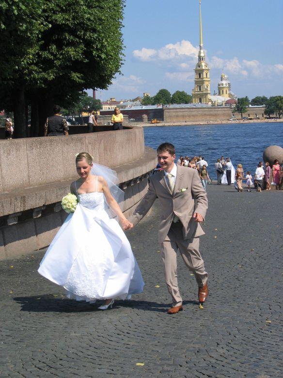wedding st