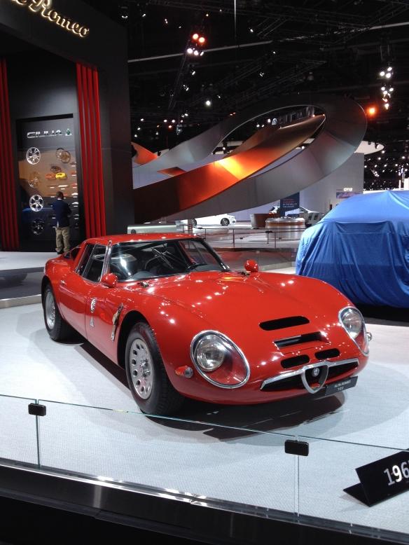 Alfa Romeo 1965 TZ2