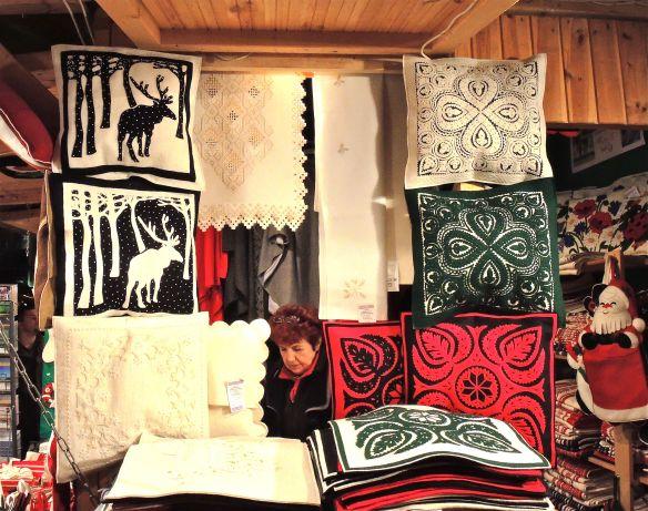 TT Budapest pillows