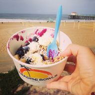 Paradise Bowls are the best after a long walk/run on the Strand.
