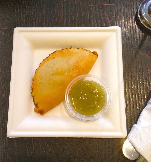 Pasadena empanada