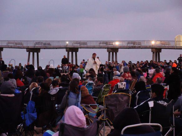 OLG Beach Easter homily 2