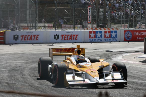 Indy Car race in 2011