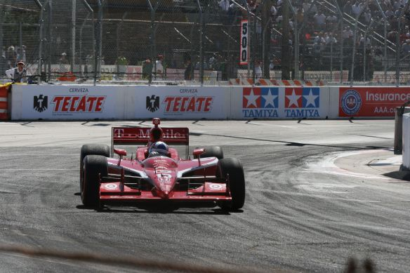 Indy Car race 2011