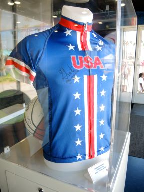 Paralympic cycling jersey