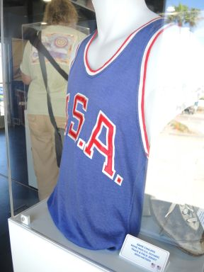 Track and Field jersey from the 1960 Olympics