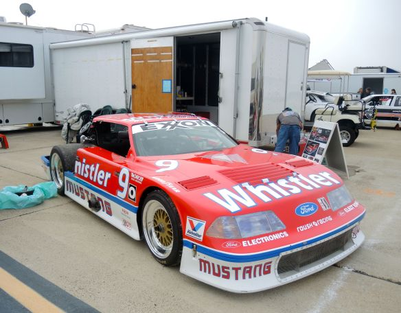 1991 IMSA GTO Roush Mustang at Coronado Speed Festival