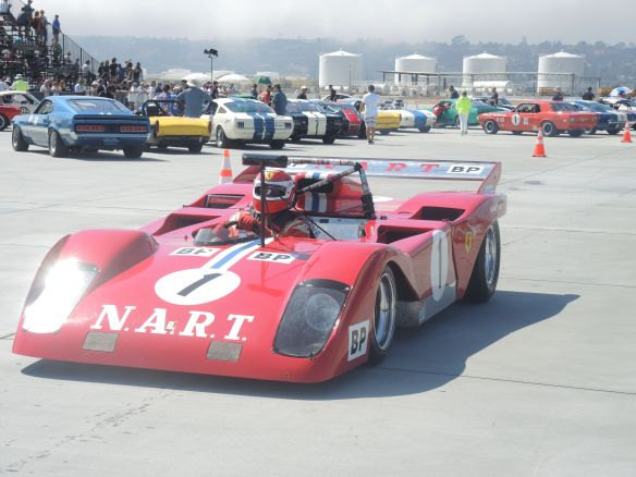Coronado speed festival sportscar vintage racing association