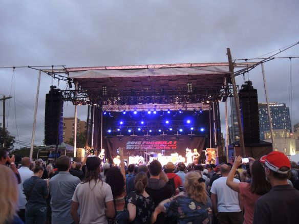 COTA Formula 1 Fan Fest Austin