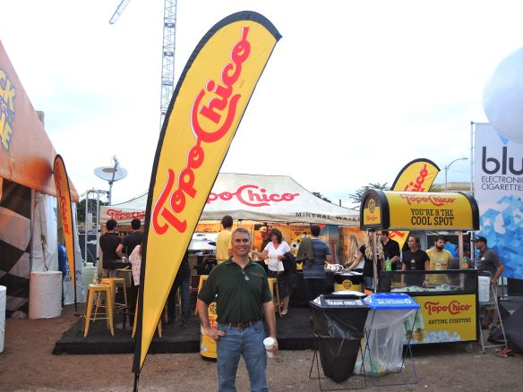 Circuit of the Americas Fan Fest USGP Austin Topo Chico