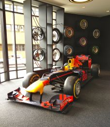 Red Bull Formula 1 Pirelli LA F1 fans