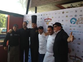 Sabor a Cabo chefs at Rock & Brews El Segundo Los Cabos