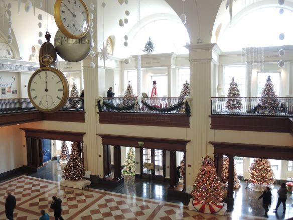 Festival of Trees at Indiana Historical Society in Indianapolis