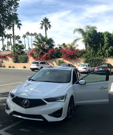 Acura ILX driven at the A Girls Guide to Cars #Drive2Learn conference photo by Kiera Reilly