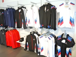 BMW Peformance Center Store 2