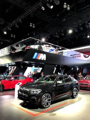 LA Auto Show BMW
