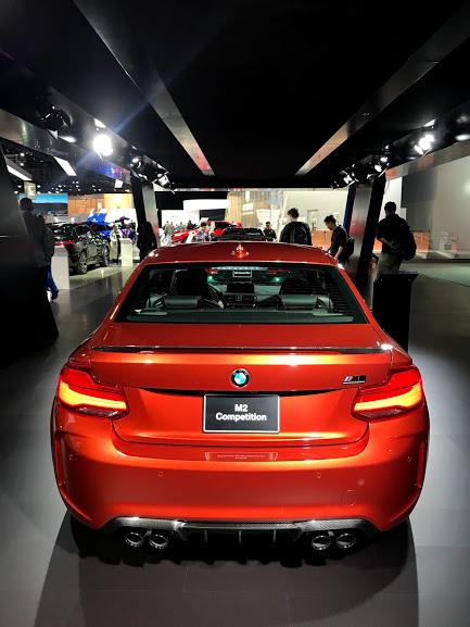 LA Auto Show BMW M3