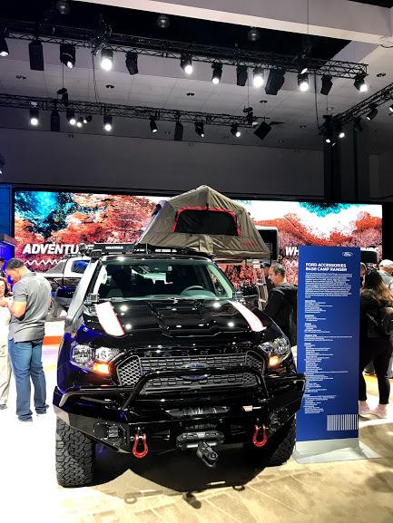 LA Auto Show Ford Ranger