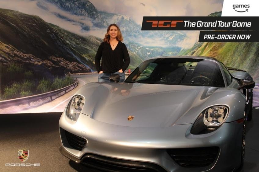 LA Auto Show The Grand Tour Game