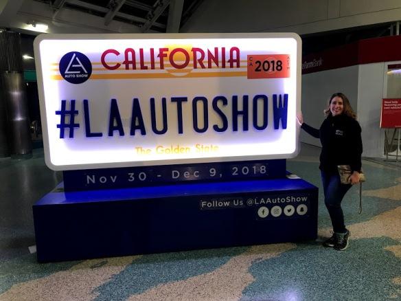 LA Auto license