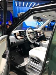 LA Auto Rivian driver