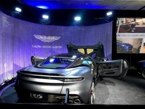 LA Auto Show Galpin Aston Martin DBS Superleggera