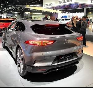 LA Auto Show Jaguar I-pace