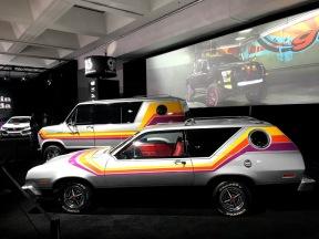 LA Auto Show Galpin motors