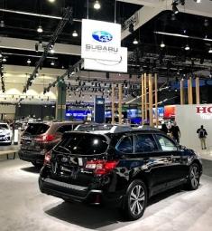 LA Auto Show Subaru #LAAutoShow